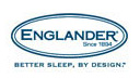 Choose your Englander mattress from its various collections including their eco-friendly organic mattresses made of 100% pure, natural-rubber latex.